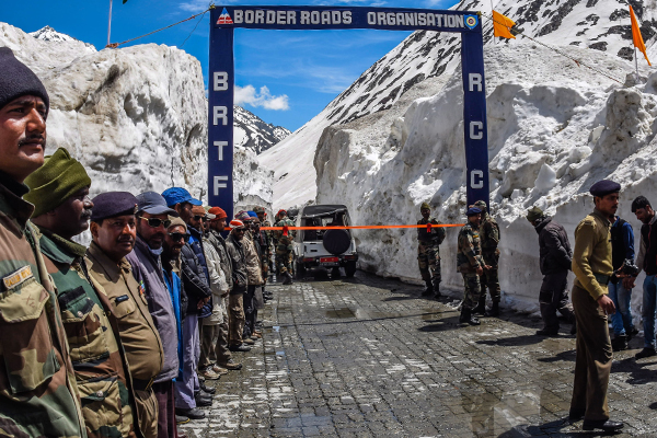 Ladakh deadlock part of Chinese strategy to keep India entangled in border dispute
